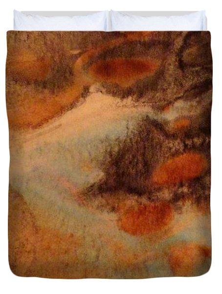Passage Duvet Cover