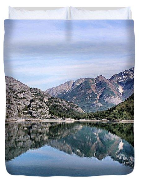 Passage Reflection Duvet Cover