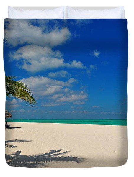 Passion Island Duvet Cover