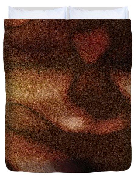 Passionate Heart Duvet Cover