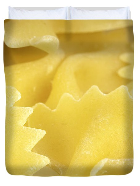 Pasta Duvet Cover