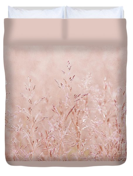 Pastel Nature Duvet Cover by Svetlana Sewell