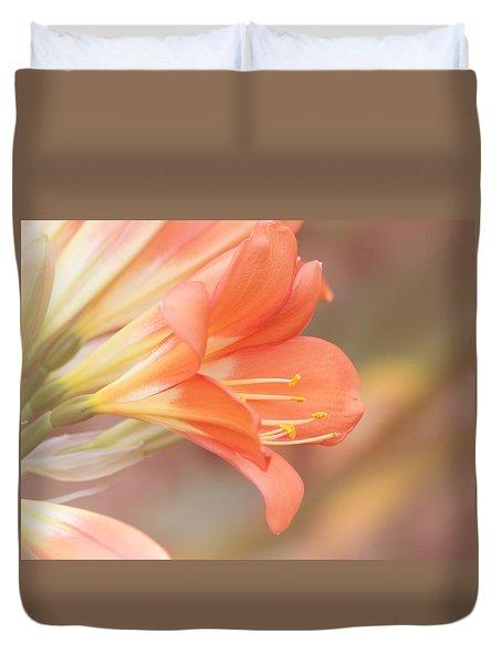 Pastels Duvet Cover