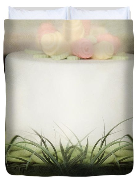 Pastries Duvet Cover