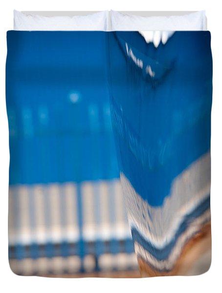Patterns Duvet Cover by Paul Job