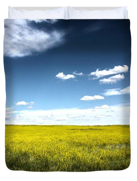 Pawnee Grasslands Duvet Cover