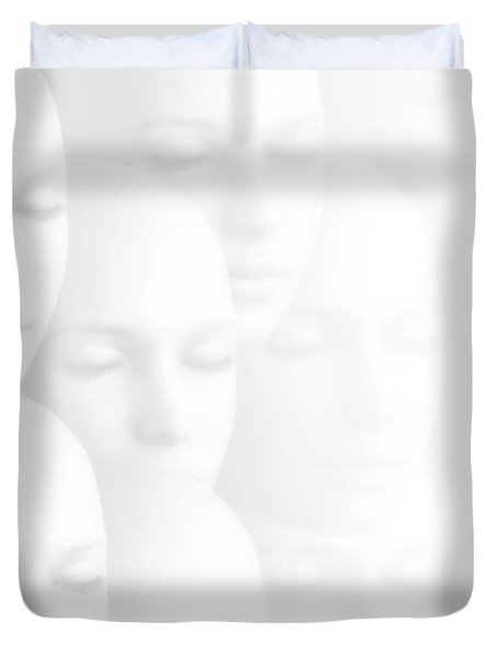 Peace Of Mind Duvet Cover by Jacky Gerritsen