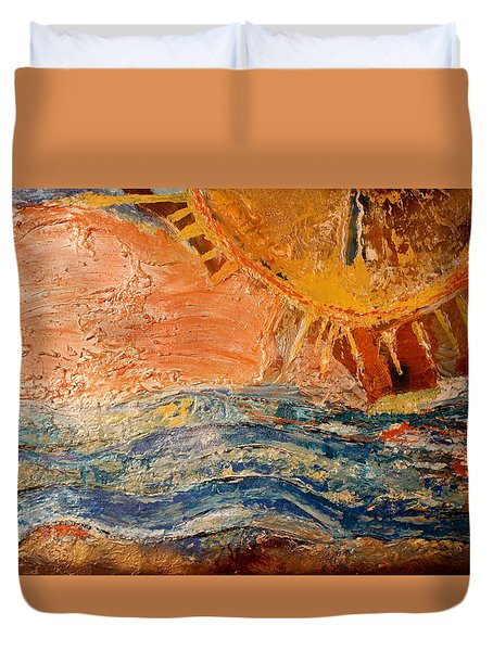 Peaceful Duvet Cover
