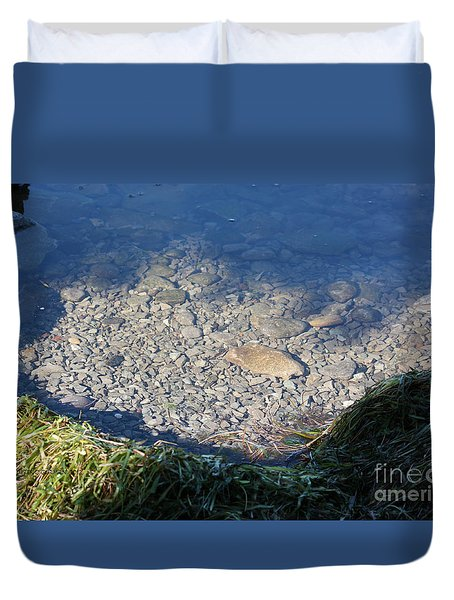 Peaceful Bay Duvet Cover