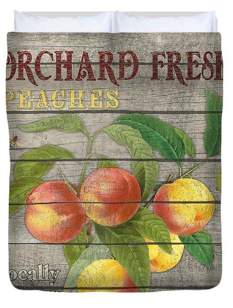 Peaches-jp2676 Duvet Cover