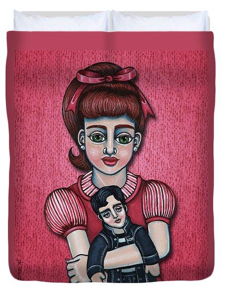 Peggy Sue Duvet Cover