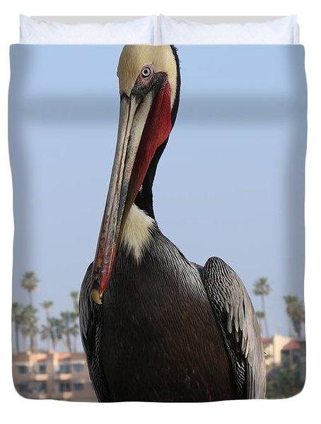 Pelican - 2  Duvet Cover
