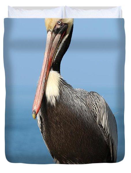 Pelican - 3  Duvet Cover
