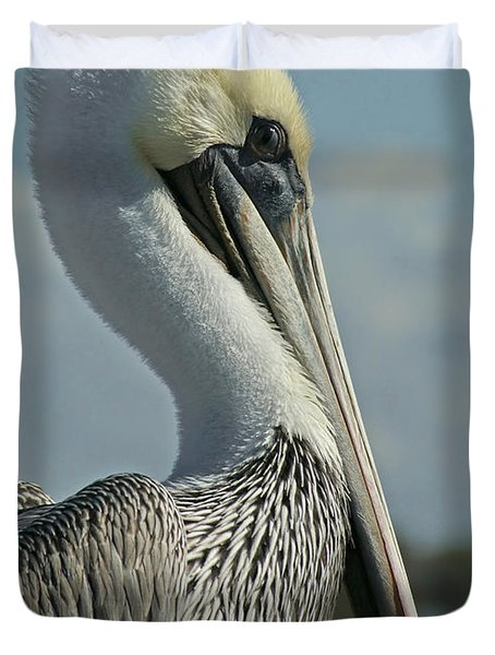 Pelican Profile 3 Duvet Cover