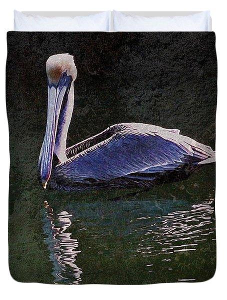 Pelican Zen Duvet Cover