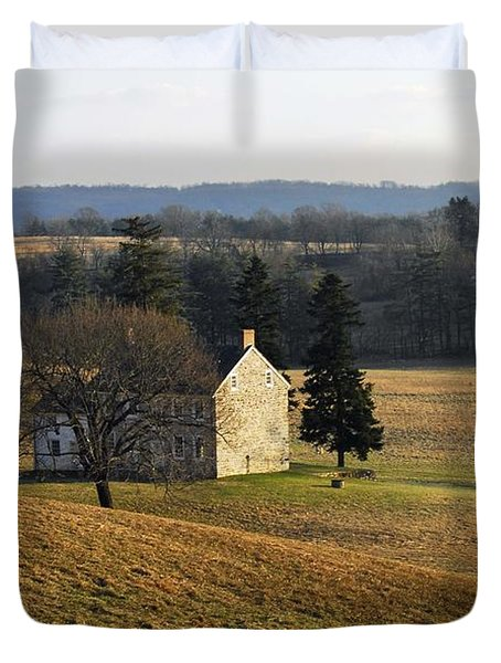 Pennsylvania Duvet Cover by Cindy Manero