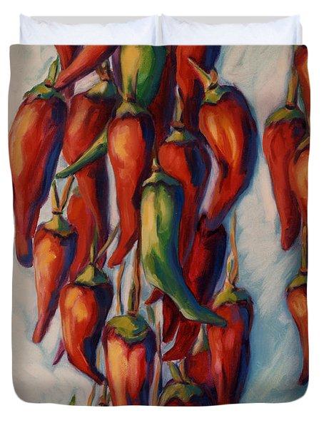 Peppers Duvet Cover