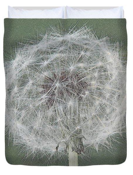 Perfect Dandelion Duvet Cover