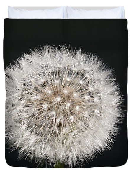 Perfect Puffball Duvet Cover