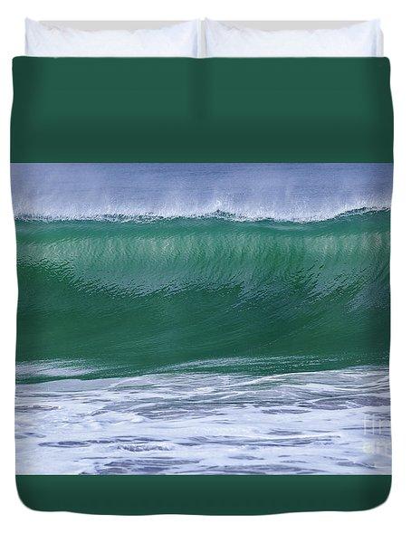 Perfect Wave Large Canvas Art, Canvas Print, Large Art, Large Wall Decor, Home Decor, Photograph Duvet Cover
