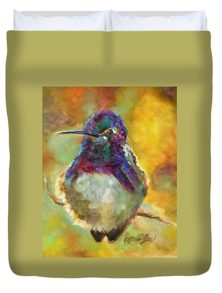 Perfectly Plump Duvet Cover