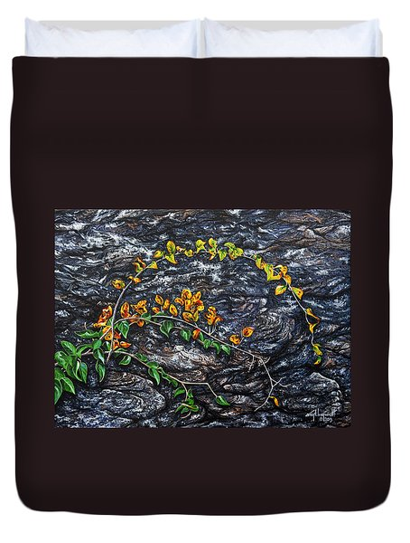 Persistence Duvet Cover