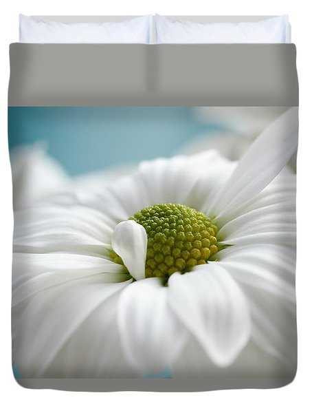 Petal Cloud Duvet Cover by Connie Handscomb
