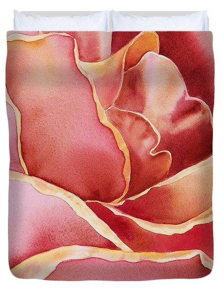 Petals Petals IIi Duvet Cover