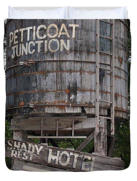 Petticoat Junction Duvet Cover
