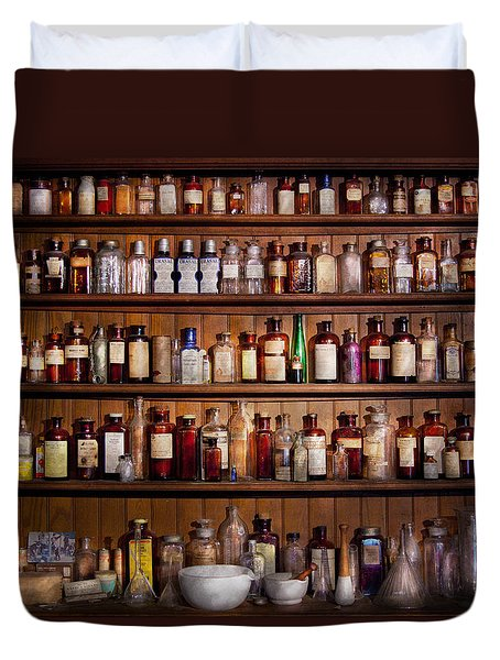 Pharmacy - Pharma-palooza  Duvet Cover