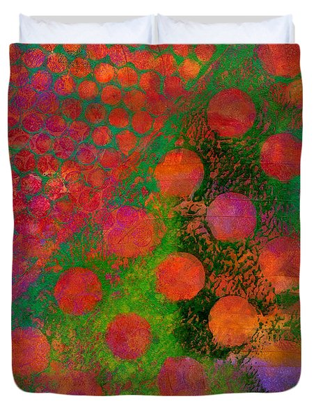 Phase Series - Direction Duvet Cover by Moon Stumpp