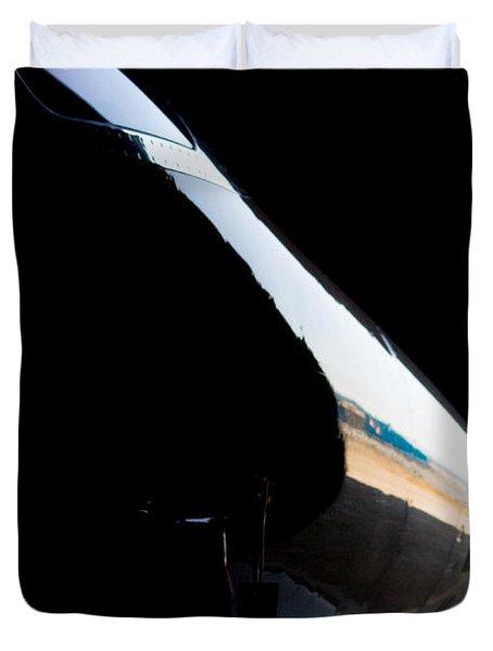 Phenom Reflection Duvet Cover by Paul Job
