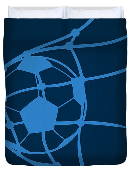 Philadelphia Union Goal Duvet Cover