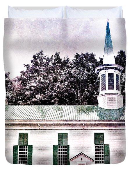 Phillipsport Methodist Duvet Cover