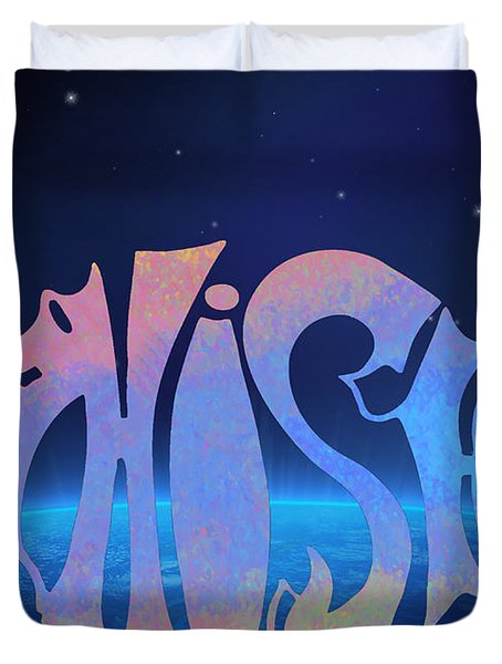 Phish Duvet Cover by Bill Cannon