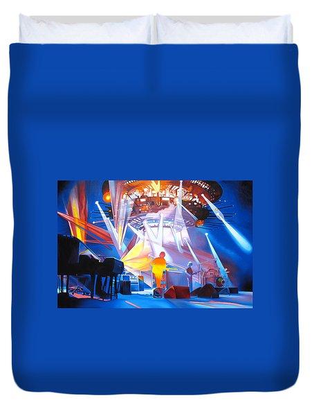 Phish-in Deep Space Duvet Cover