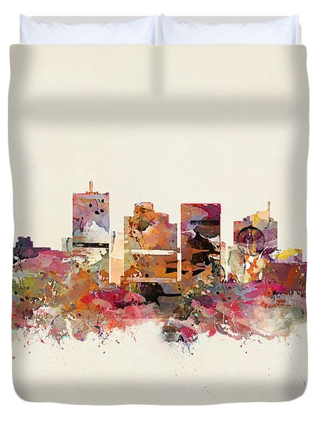 Phoenix Arizona Duvet Cover
