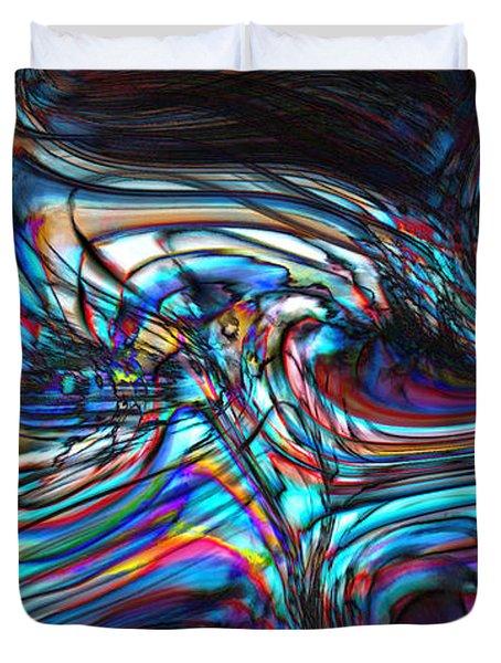Phoenix Duvet Cover by Richard Thomas