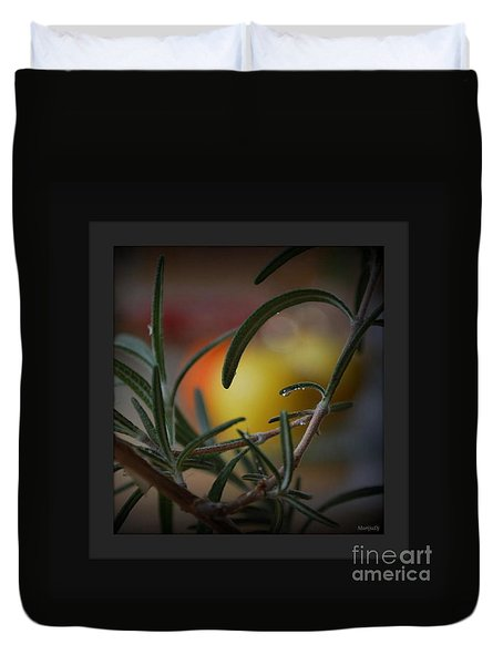 Photo For Your Soul... Duvet Cover by Marija Djedovic