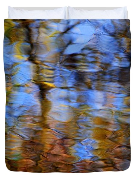 Photographic Painting Duvet Cover by Frozen in Time Fine Art Photography