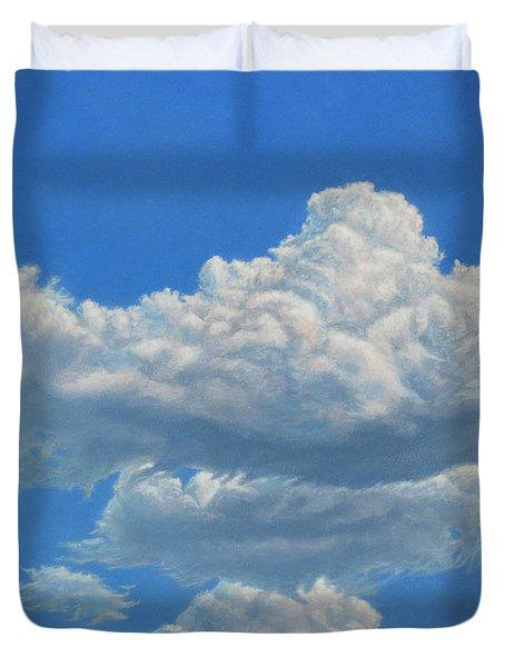 Piece Of Sky 3 Duvet Cover