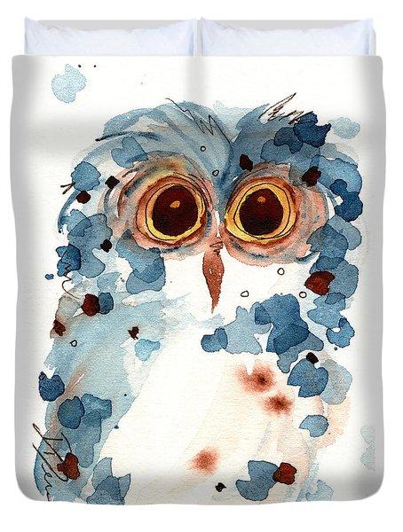 Pier 1 Owl Duvet Cover