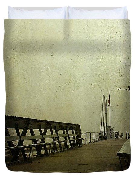 Pier Duvet Cover