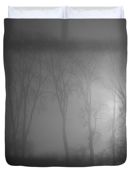 Piercing Light Duvet Cover