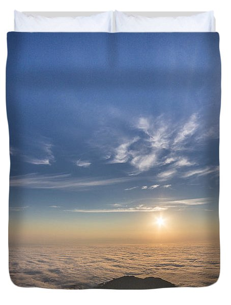 Pilchuck West 2 Duvet Cover