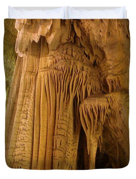 Pillars Of Time Duvet Cover