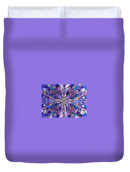 Pineal Opening Duvet Cover