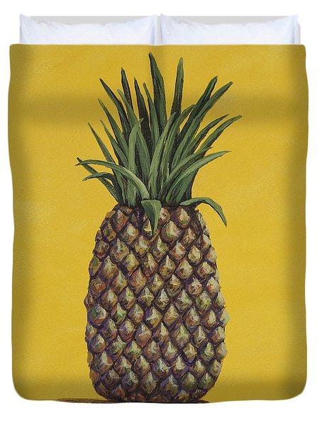 Pineapple 4 Duvet Cover