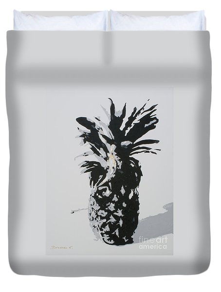 Pineapple Duvet Cover by Katharina Filus