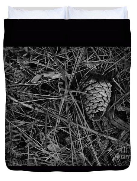 Pinecone Duvet Cover
